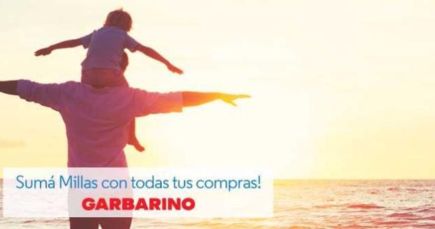 Garbarino Aerolineas Argentinas