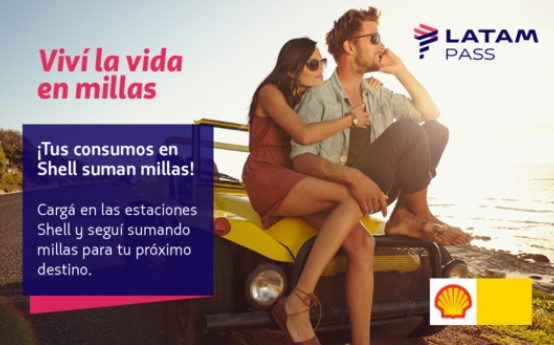Shell Latam Pass