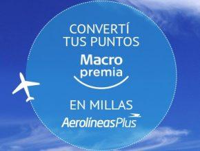 Banco Macro Premia Aerolineas Argentinas Millas 5