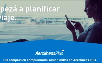Compundo Aerolineas Plus