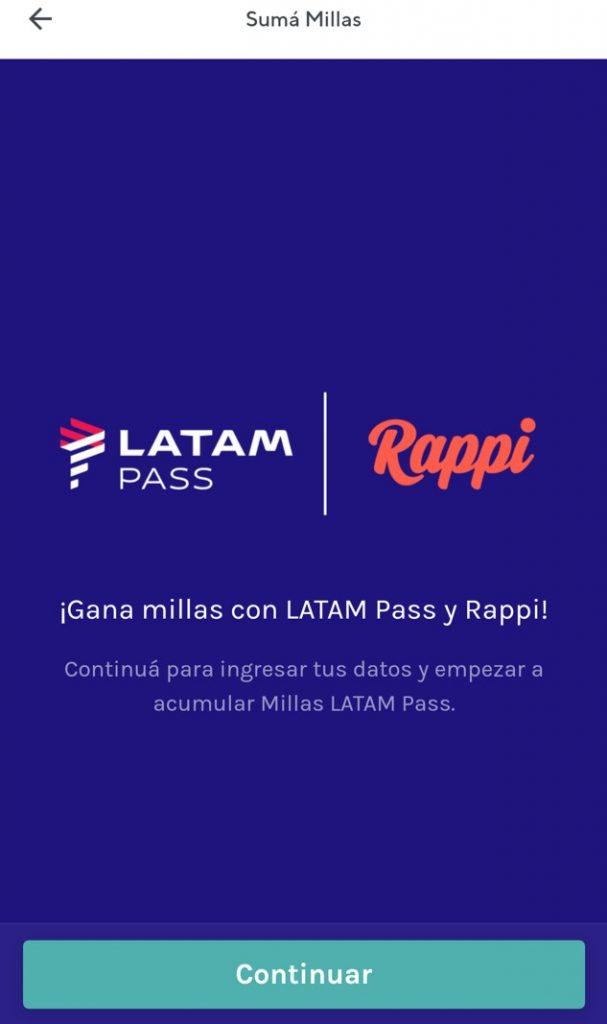 Rappi Latam Pass 6
