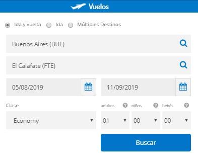 Aerolineas Argentinas Promo Millas Mas Pesos Marzo 2019 - Total 0