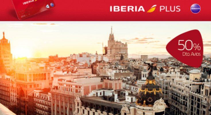 Iberia Avios Millas Europa Madrid