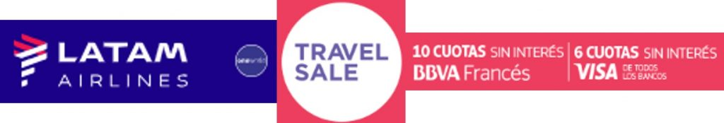 Latam Travel Sale Marzo 2019 b