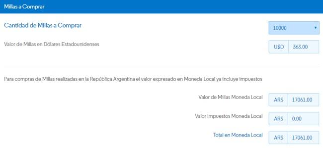 Aerolineas Argentinas Plus Millas Gratis 3x1 Viajar 5
