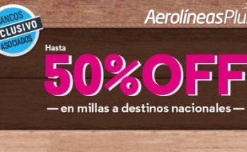 Aerolineas Argentinas Promo Millas Abril 2019