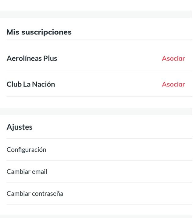 PedidosYa Aerolineas Argentinas Plus Millas Viajar Gratis 2