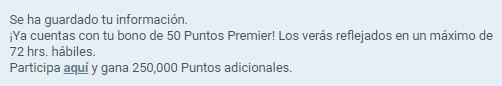 Aeromexico Puntos Premier Mexico Millas Gratis 3
