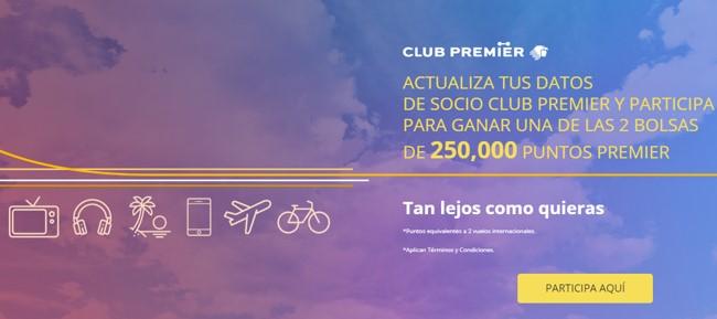 Aeromexico Puntos Premier Mexico Millas Gratis 5