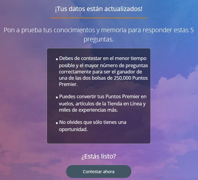 Aeromexico Puntos Premier Mexico Millas Gratis 6