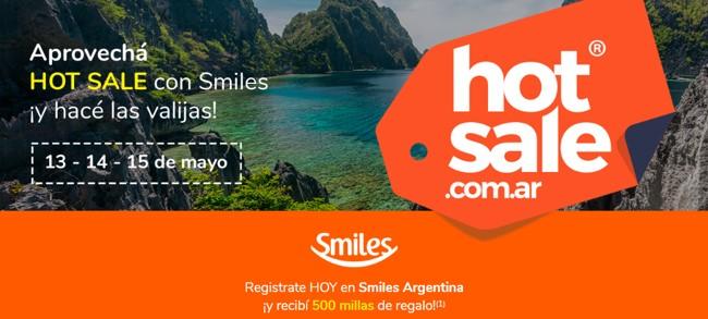 Gol Smiles Programa de Viajero Frecuentes Millas Hot Sale