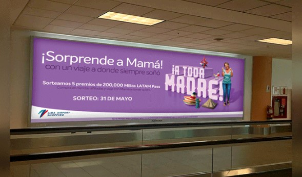 Limas Latam Pass Millas Gratis Sorteo Aeropuerto 4
