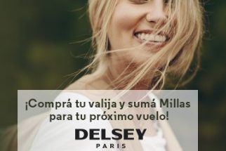 Delsey Aerolineas Plus Millas Gratis 1