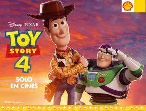 Shell Promocion Toy Story Julio 2019 Millas Gratis 1