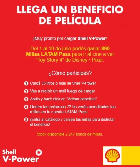 Shell Promocion Toy Story Julio 2019 Millas Gratis 2