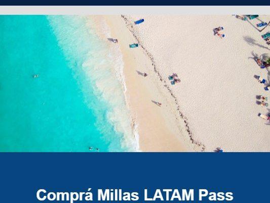 Latam Pass Compra Millas Gratis Promocion Julio 2019 1