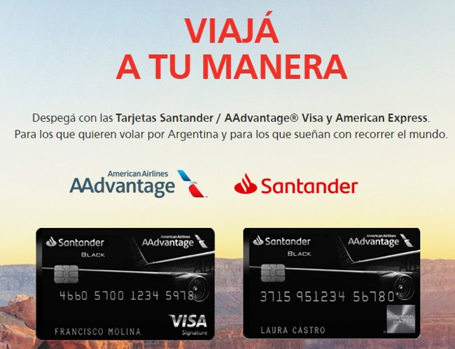 American Airlines AA Advantage Millas Miles 1 Argentina