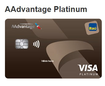 American Airlines AA Advantage Millas Miles 14 Paraguay