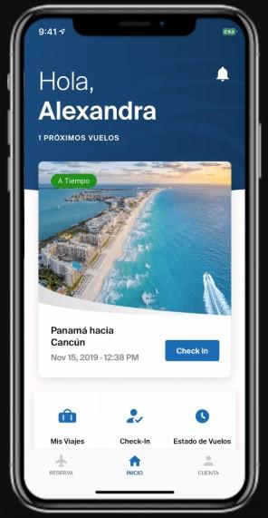 Copa Airlines Connect Miles Millas Gratis Nueva App 2