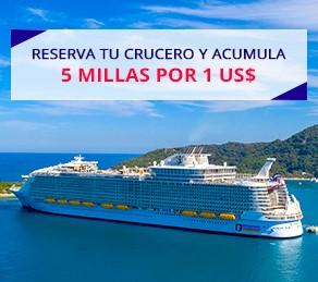 Solo Cruceros Latam Pass Millas Gratis Viajes 3