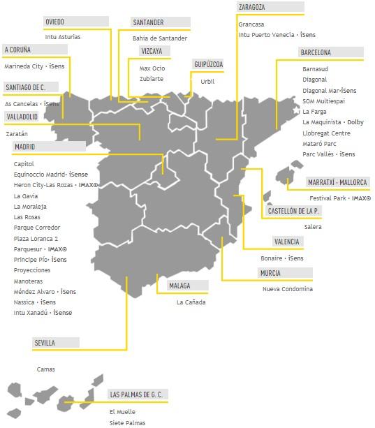 Cinesa Iberia España Cine Millas Gratis 3
