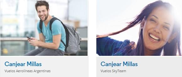Aprende a canjear millas por pasajes gratis en Aerolineas Argentinas 3