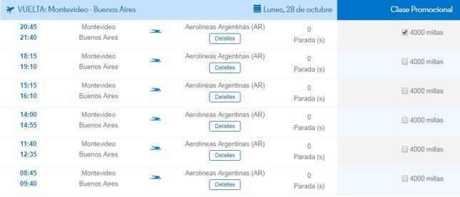 Aprende a canjear millas por pasajes gratis en Aerolineas Argentinas 8